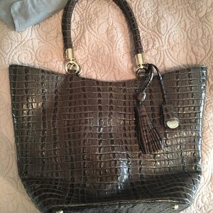 Brahmin shoulder bag (large)